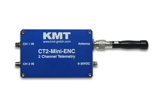 CT2-Mini 2-Kanal-Telemetriesystem